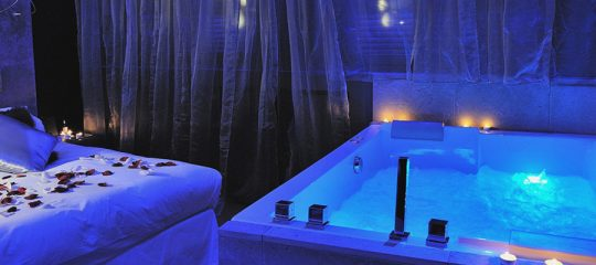 spa et jacuzzi privatif